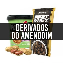 Derivados do Amendoim