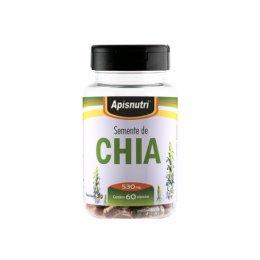 Sementes de Chia ( 60 Caps)