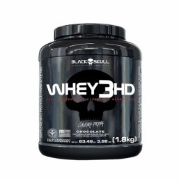 Whey 3HD (1,8kg) - Black Skull - Chocolate