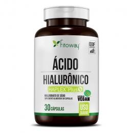 Ácido Hialurônico 30 Cáps - Fitoway Clean