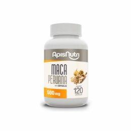 Maca Peruana 550 mg (120 Caps)