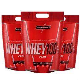 Whey 100% Pure Refil (907g)
