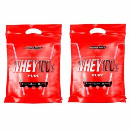 Whey 100% Pure Refil (907g)
