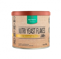 NUTRI YEAST FLAKES (100G) - Natural